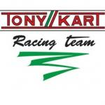 Tony Kart support trailer