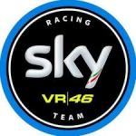 SKY VR46 Racing Team Support Trailer